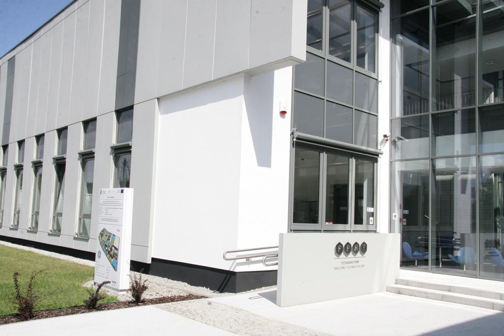 Pierwsza siedziba PPNT